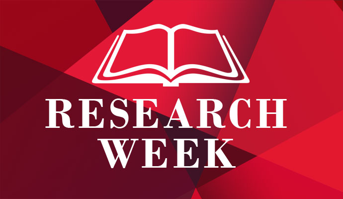 Research Week 2018 header