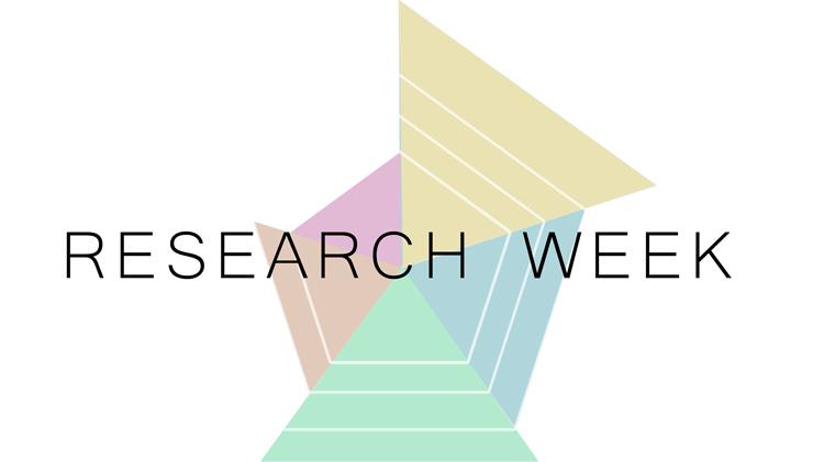 Research Week header image